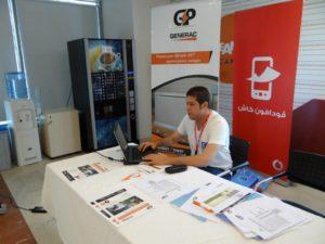 Golden Power - Vodafone Smart Village Exhibition